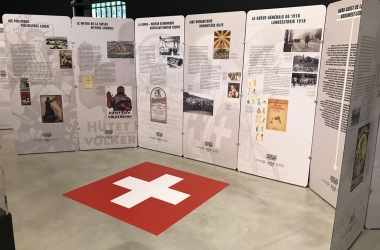 Temporary exposition: After 1918 in Switzerland