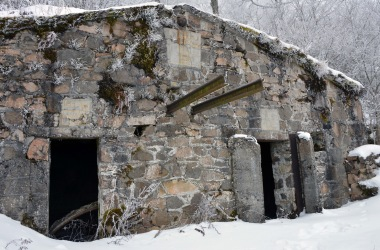Fortified shelter at Hartmannswillerkopf